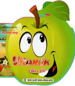 Tủ Sách Kỹ Năng Sống – Vitamin Cho Bé
