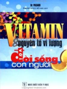 Vitamin Và Nguyên Tố Vi lượng Với Đời Sống Con Người